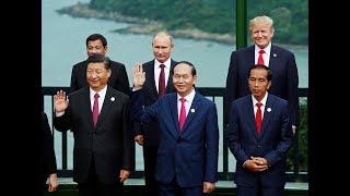 APEC 2017 - Đội Cờ đỏ - Nhân quyền Việt Nam