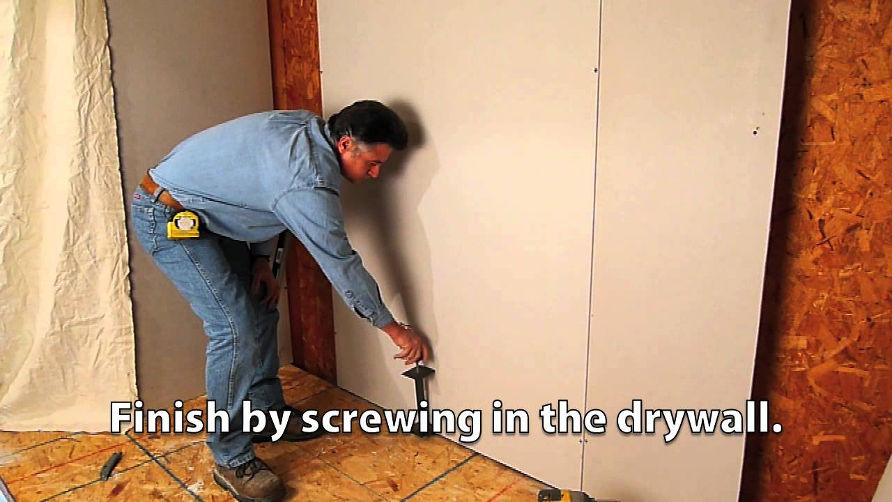 Easiest way to hang drywall the d wall jack youtube for What is the best way to hang pictures on drywall