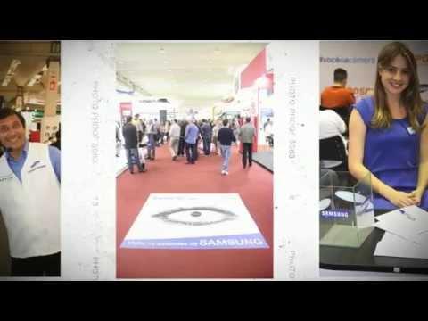 SAMSUNG & AXYON na EXPOSEC 2015