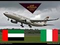 Abu Dhabi Rome