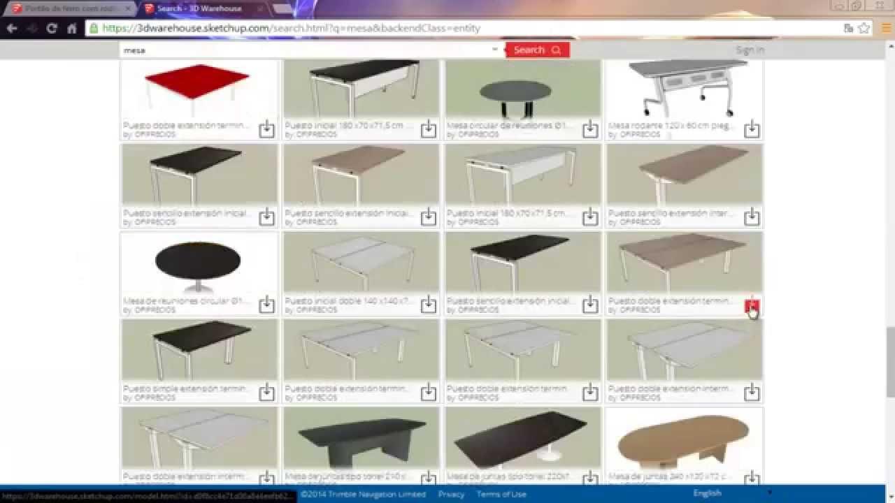 Editar modelos 3D baixados na internet- SketchUp