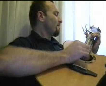Andy McKee - Dependant Arising (cover)