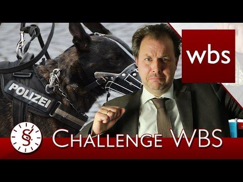 Challenge WBS: Innenraumreinigung nach Polizeikontrolle | Rechtsanwalt Christian Solmecke