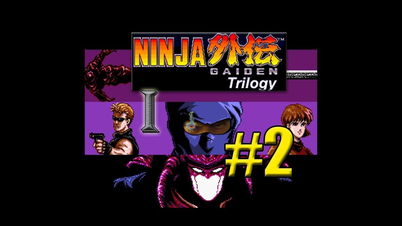 Morning Nostalgia 5 Pt 2 Ninja Gaiden 1 Birds Youtube