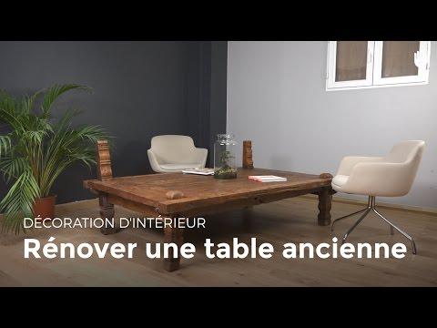 rénover une table ancienne - 0 - 6 étapes incontournables pour rénover une table ancienne