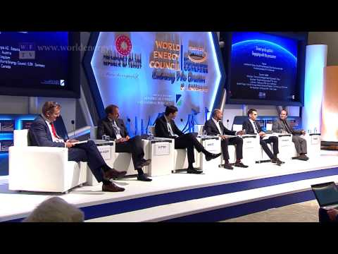 World Energy Congress | Smart Grids Update: Engaging with the Prosumer
