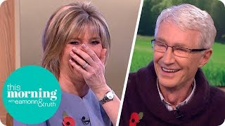 Baixar Paul O'Grady Shares Hilarious Story of When a Cow Broke Into His Home! | This Morning