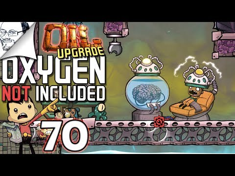 Die Hirngrillmaschine #70 💨 OXYGEN NOT INCLUDED Oil | Gameplay German