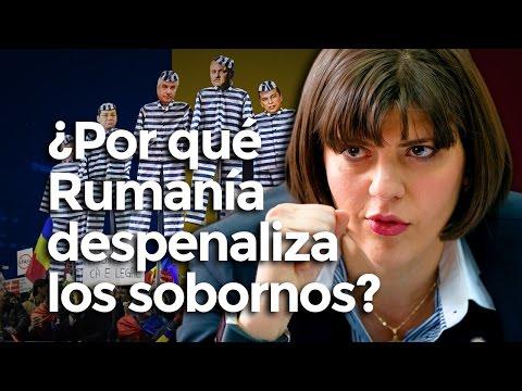 Rumanía despenalizó la corrupción por decreto del primer ministro socialista (comunista) Sorin Grindenau y luego paso lo que tenia que pasar.