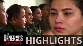 Download Rhian tears up as she faces her sentence | The General's Daughter (With Eng Subs) Mp3 and Videos