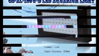 Diy D120w Led Aquarium Light For Coral Reef