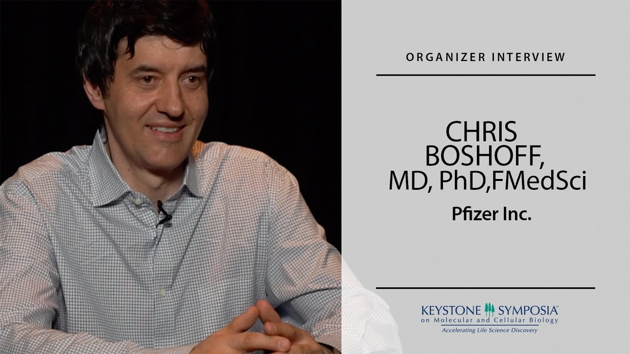 Organizer Interview: Chris Boshoff, MD, PhD, FMedSci