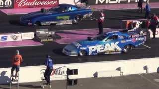 Drag Racing Las Vegas 5.59 @ 261 MPH Alcohol Funny cars