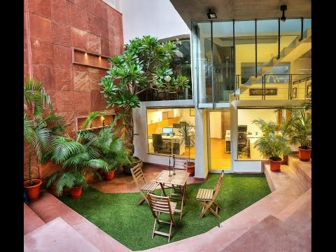 Green Office Design: Beyond The Cubicle Culture
