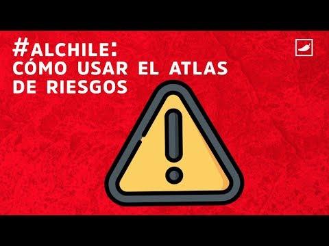 ALCHILE: ¿Cómo usar el atlas de riesgos?