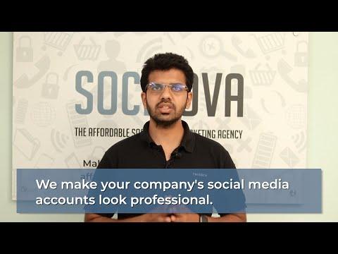 Socinova Introduction - Social Media Management Company
