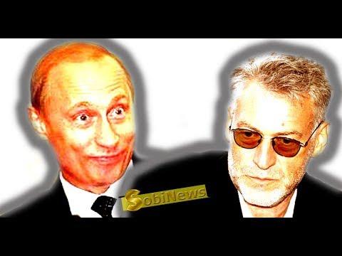 Троицкий: Сбросит-лu вupyc Путина? Тевосян и SobiNews