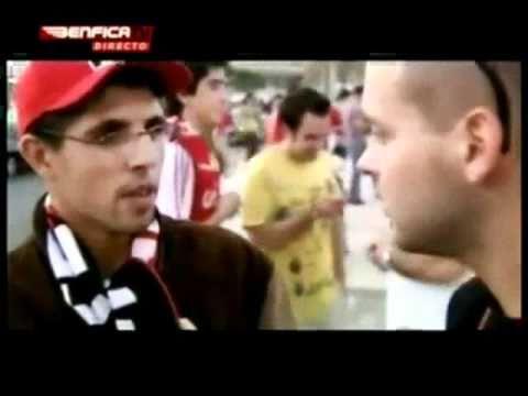 Adepto do Benfica - Ponte de Lima