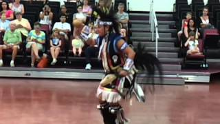 Native American-Horse dance
