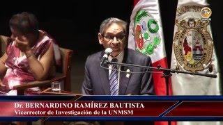 Tema: UNMSM Celebra el Día Internacional de la Mujer Completo
