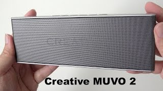 Creative MUVO 2 Unboxing - Powerful Water-Resistant Bluetooth Speaker