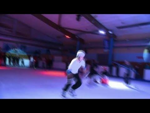 Découverte du patinage free-style à Lanester