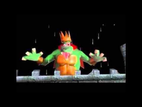 Donkey Kong 64 Castle Boss Sound Effects - YouTube  Donkey Kong 64 ...