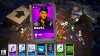TODAY FREE UPGRADE LLAMA - SEASONAL SALE FREEBIE - FORTNITE SAVE THE WORLD