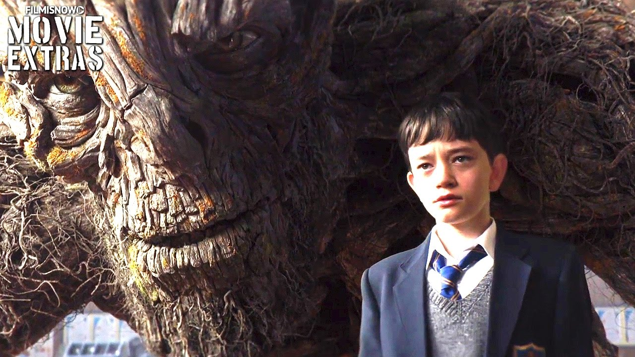 Download A Monster Calls release clip compilation (2017)