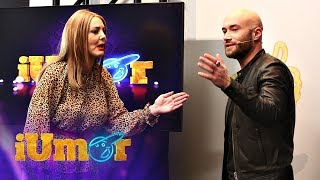 Veronica Gheorghe, scandal cu Mihai Bendeac: Te-a urmărit sărutul meu?