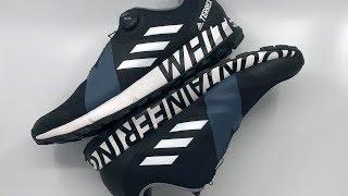 adidas x WM Terrex 2 BOA On-feet Review: Versatile, Durable, and Stylish!