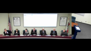 Lodi Unified School District Board of Education Meeting 12/11/2018