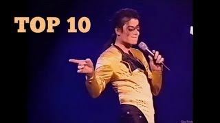 BEST LIVE VOCALS - TOP 10 / Michael Jackson