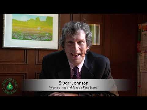 Greetings from Stuart Johnson, Incoming Head of Tuxedo Park School