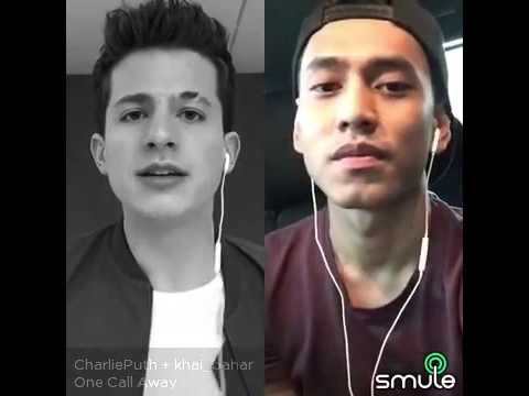 one call away by khai bahar & charlieputh