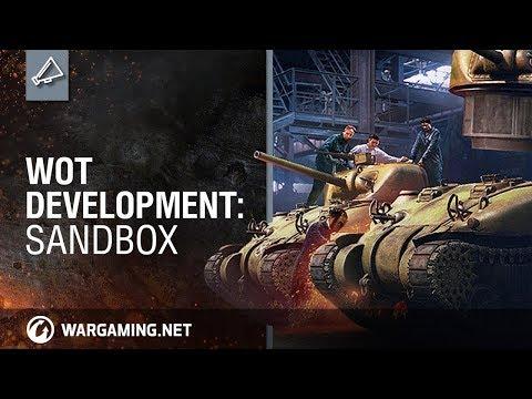 World of Tanks 3.0 - Sandbox Rebalance