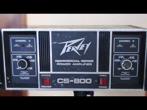 Peavey cs800