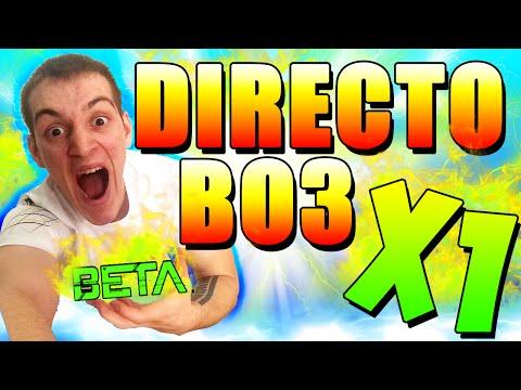 DIRECTO BO3 XBOX ONE BETA- DESDE NIVEL 1!! C/byabeel- BLACK OPS 3- Torete