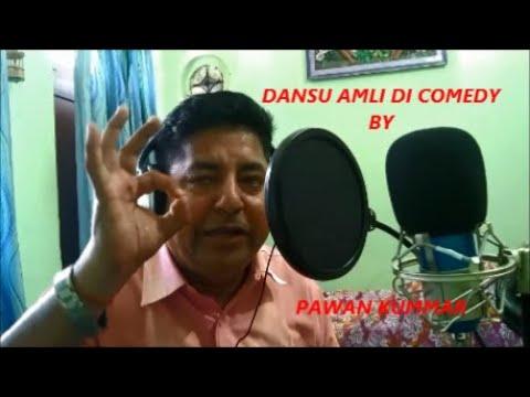 DANSU AMLI DI COMEDY