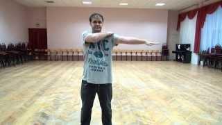 Танцы видео /Работа рук / урок 1
