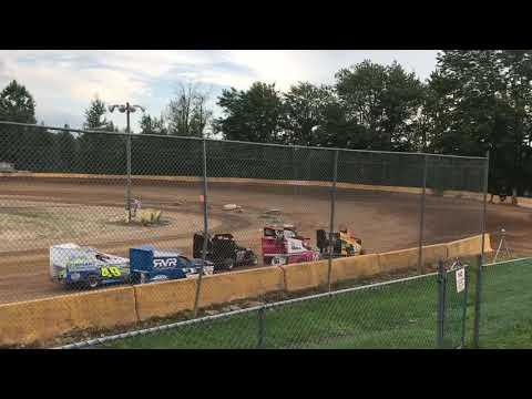 Heat Race Win! Hamlin Speedway 8/3/19
