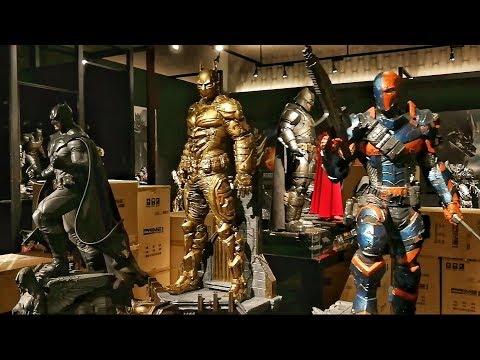 Prime1Studio The Complete Batman Dark Knight Collection Statues