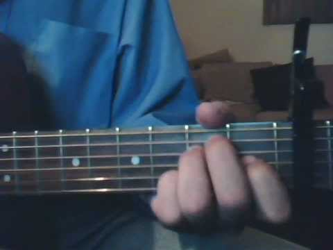 How To Play 'Chasing Pavements' By Adele On The Guitar