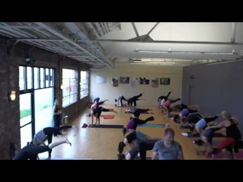 Marcy Diem's 530 Baptiste Power Vinyasa Flow on Monday, May 05, 2014 at Evolution Power Yoga