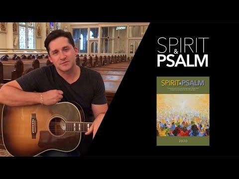Josh Blakesley demonstrates Psalm 47 from Spirit & Psalm