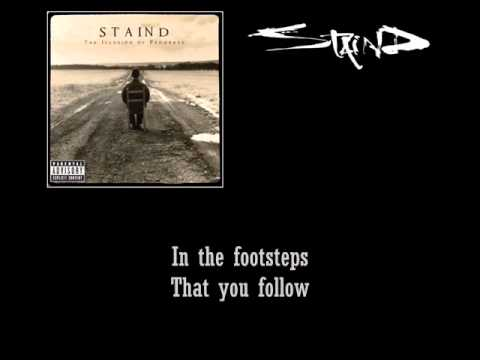 Staind -Lost Along the Way With lyrics