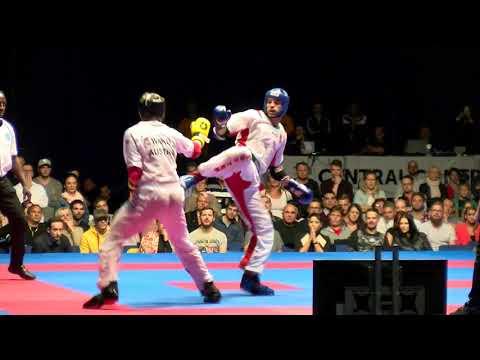 Austria v Hungary Team Event Final WAKO World Championships 2017
