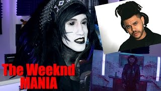 Скачать Goth Reacts To The Weeknd Mania Music Video
