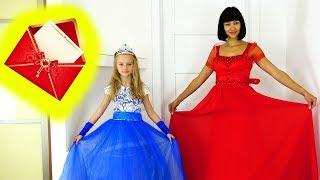 Recopilación de nuevos videos sobre princesa y juguetes de Super Polina.