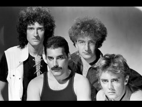 Mix - Queen - Under Pressure (Official Video)